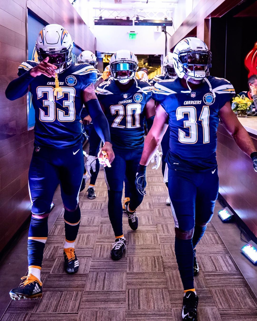 Los Angeles Chargers See Ya In 50 Days Colts Afc Afcwest Americanfootballconference America Nfl Outfits Los Angeles Chargers Chargers Football