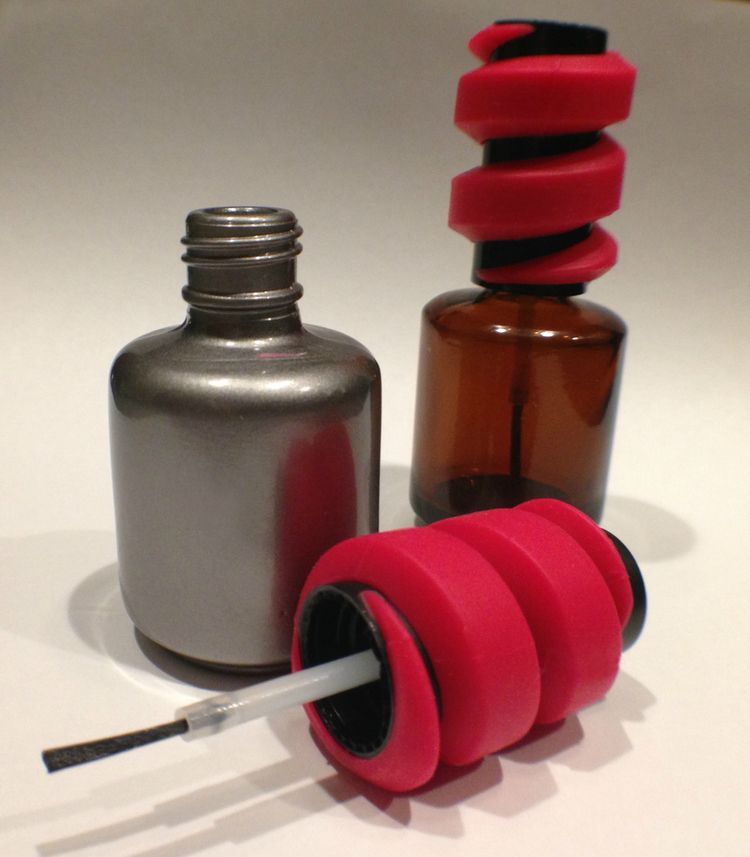 Pin On How To Open A Stuck Nail Polish Bottle
