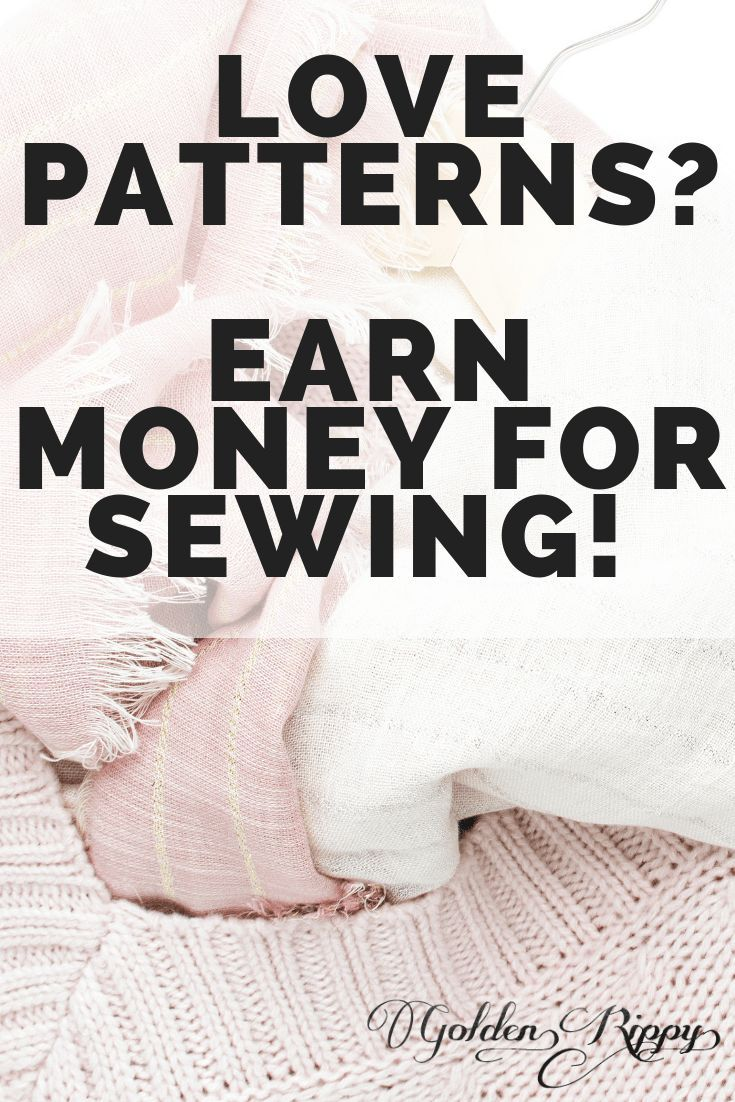 Do you like to sew? You can earn money by sharing your creations! Check out this affiliate program for sewists! It's free to join and you earn a commission from anyone that uses your link in 30 days. What are you waiting for? Check it out!