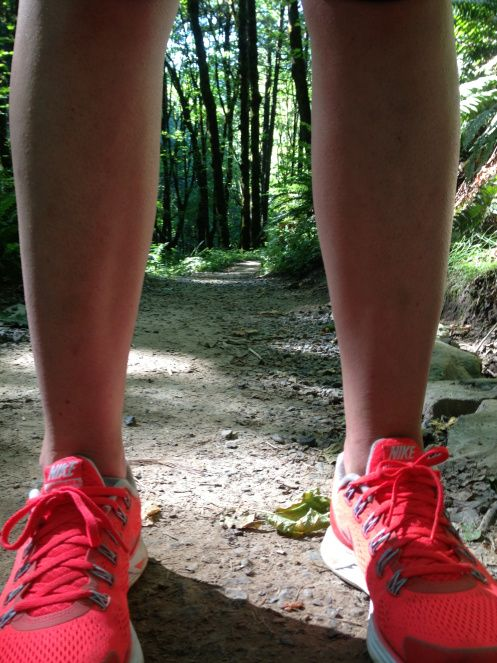 Trail Running. Get in on this.