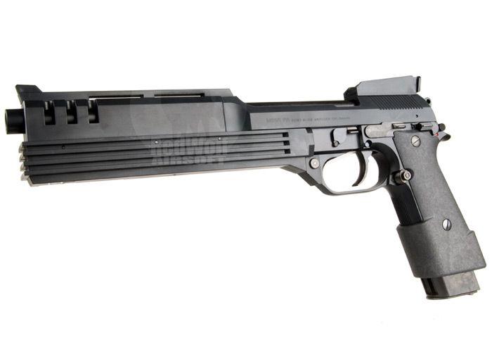 Robocop's Auto-9 based on a Beretta 93R