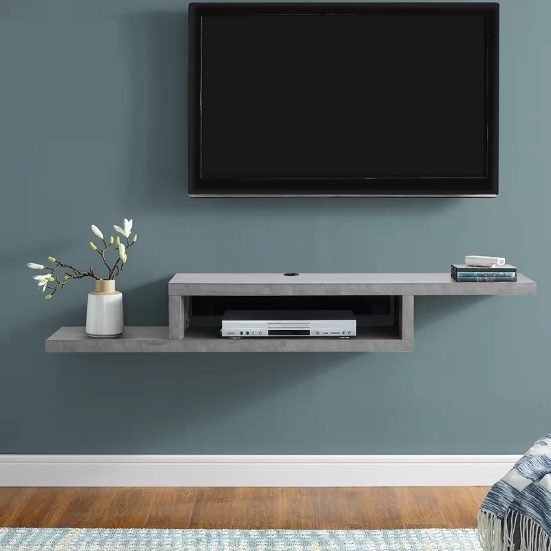 Sroda Floating Tv Stand For Tvs Up To 65 Floating Tv Stand Mounted Tv Ideas Living Rooms Wall Mounted Tv