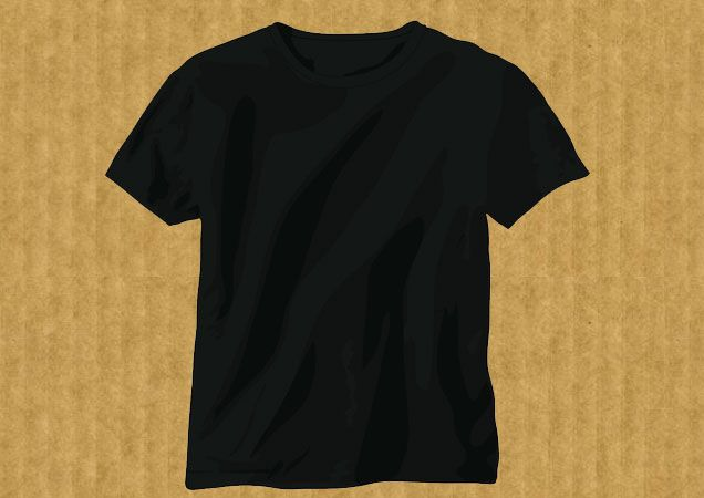 blank t shirt outline free download clip art free clip art