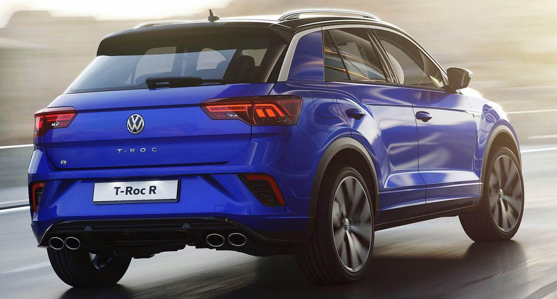 فولكس واغن تي روك آر 2020 الجديدة كليا الكروس أوفر الرياضية المميزة موقع ويلز Volkswagen Car Volkswagen British Sports Cars