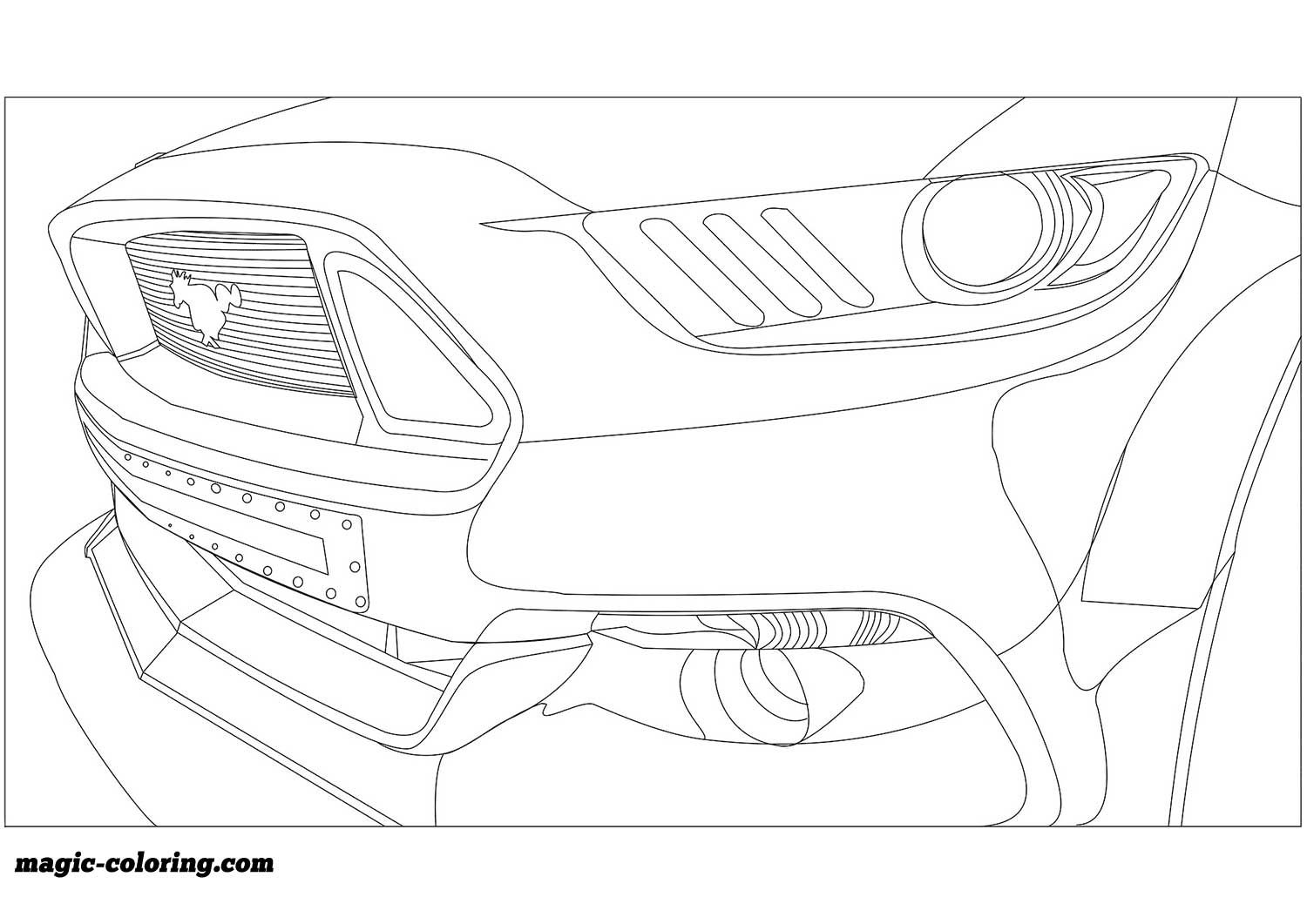 Transportation Coloring Pages Sports Coloring Pages Coloring