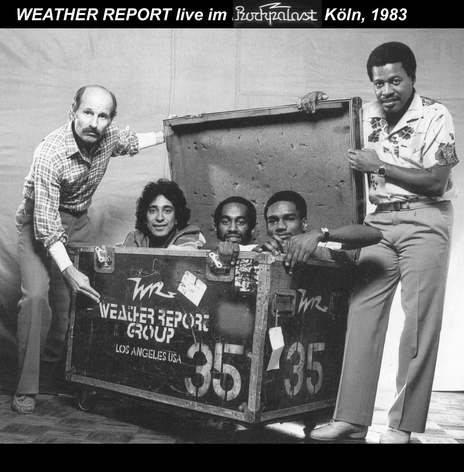 Weather Report,  1983