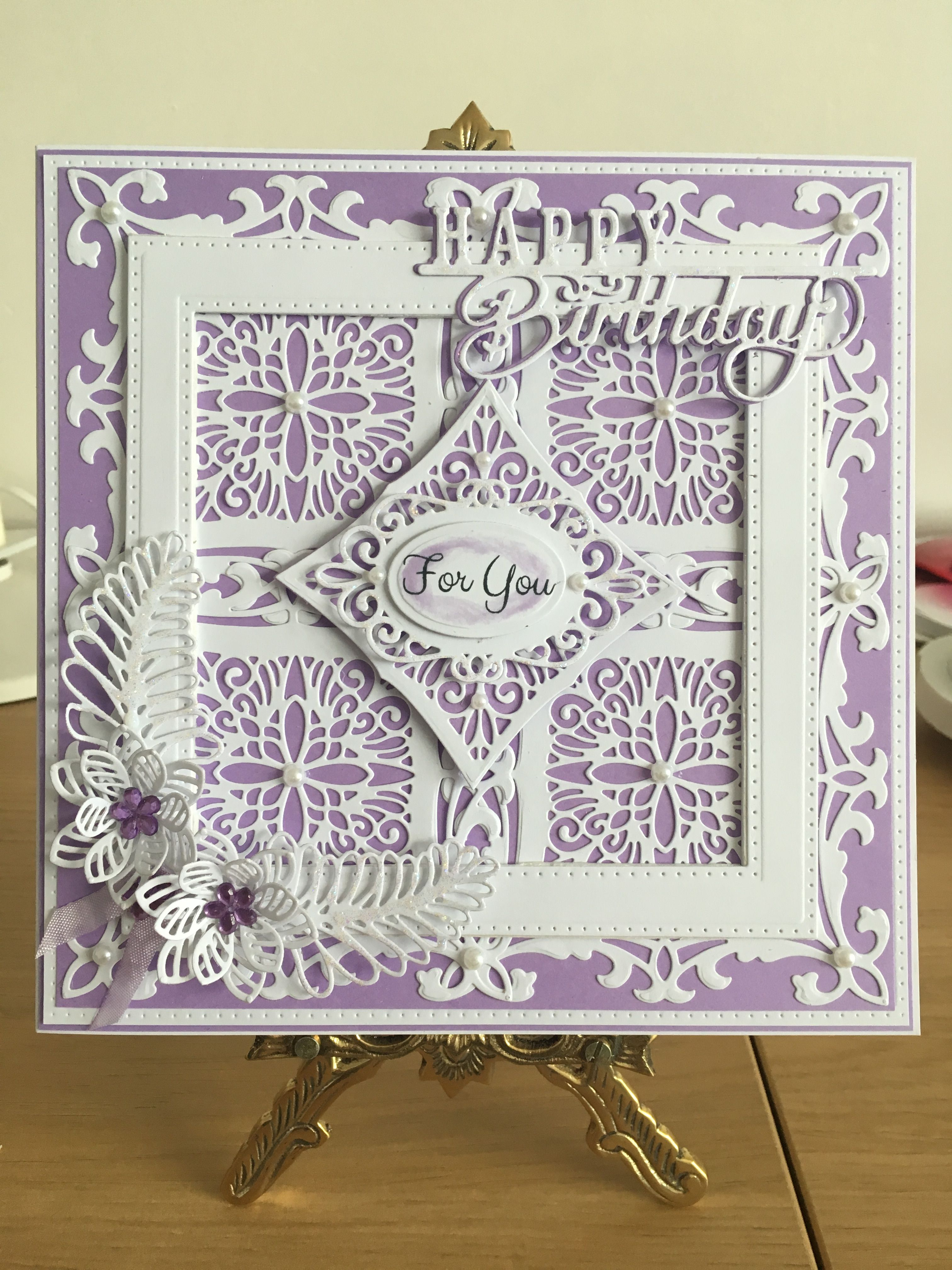 Birthday card for a friend cards handmade birthday