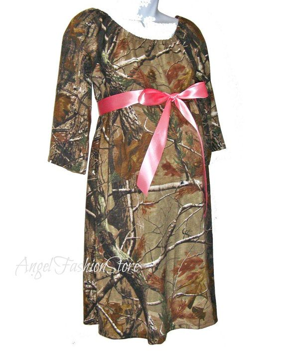e29dfe342c5 Maternity Camo Dress Ladies all sizes 0 2 4 6 8 10 12 14 16 18 S M L XL  Realtree Mossy Oak Hunting Hunter Women Camouflage Woods Cotton on Etsy