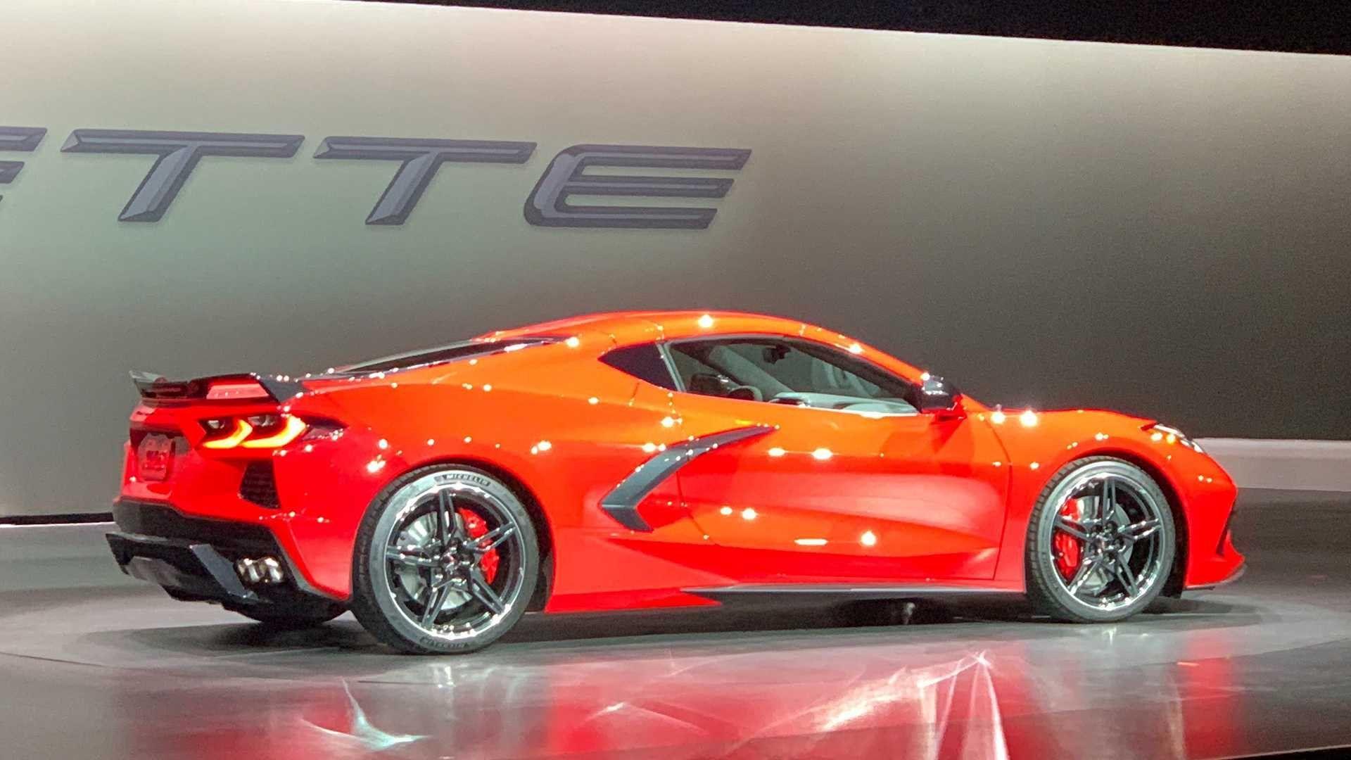 2020 Chevy Corvette Zora Zr1 New Model and Performance