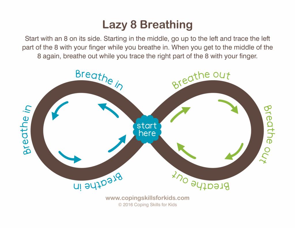 Deep Breathing Printables