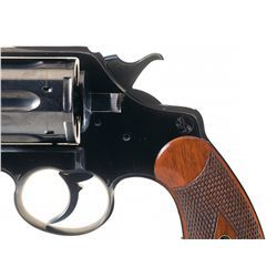 "Exceptional and Rare Colt Model 1905 Civilian ""USMC"" Double Action Revolver"