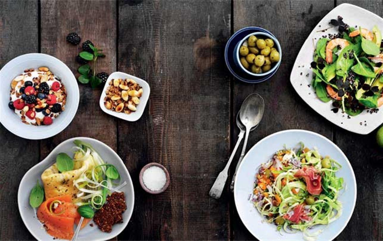7 opskrifter: Spis dig til flad mave | Food | Pinterest