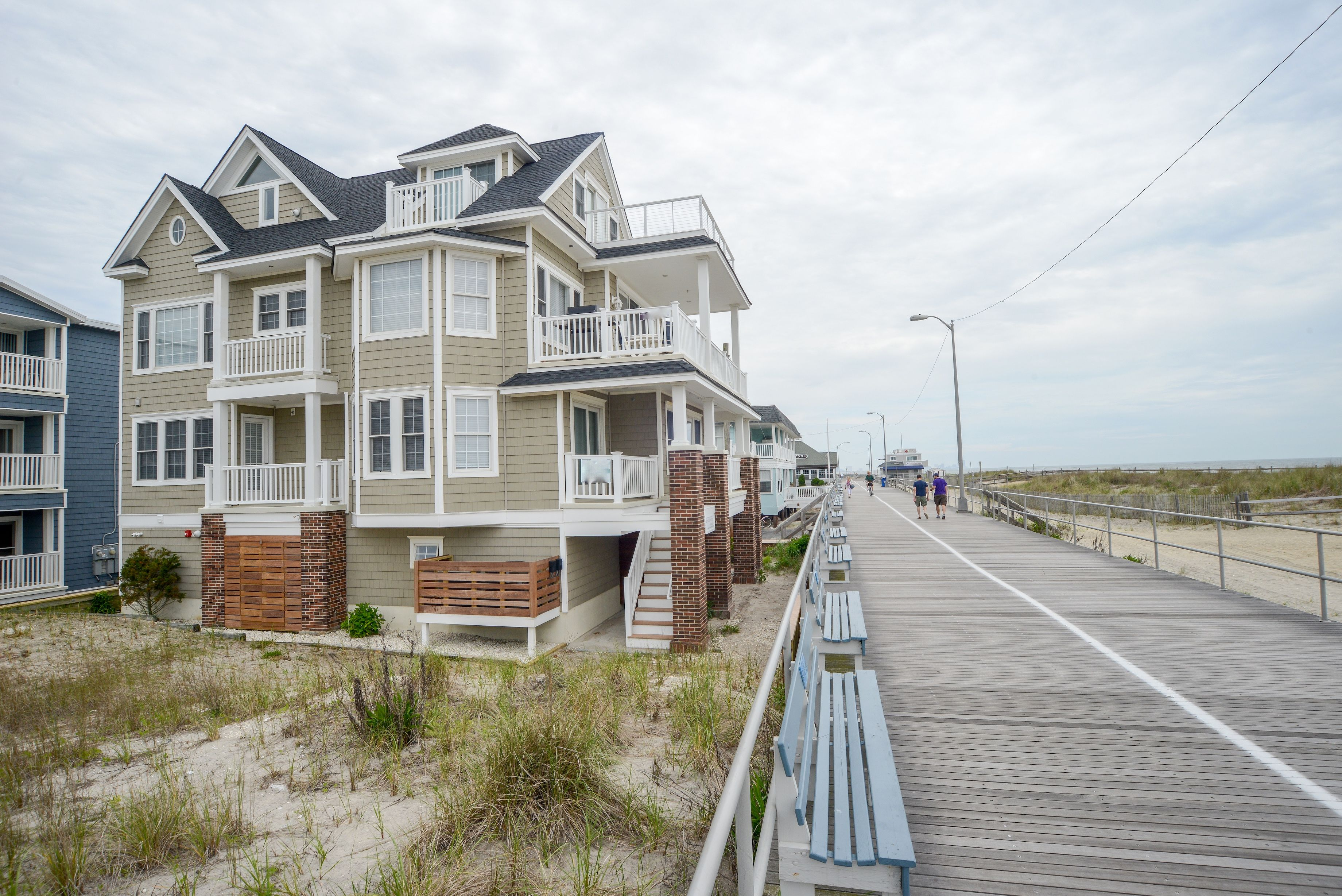 Awesome Beach Front Rental 2nd Street In Ocean City, NJ