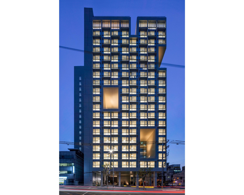 Duo 32 Seoul Korea Oca Architects Design Awards Design Skyscraper