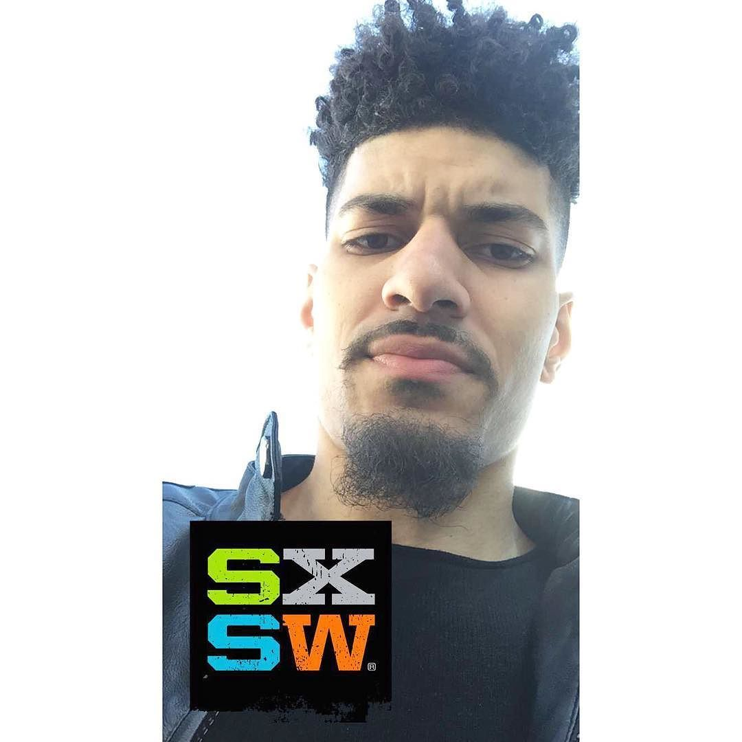 When you accidentally flip to the front camera #SXSW #6thStreet #WeInThisThing by bign33k