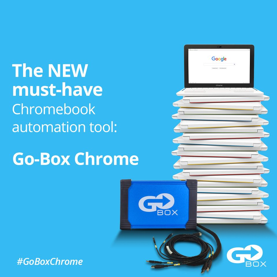 Chromebook #automation for #enrollment and #powerwash