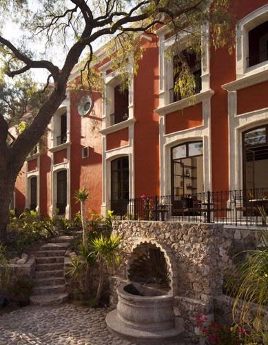 Rosewood San Miguel De Allende--> 50 Of The Best Hotels in the World (Part 2)
