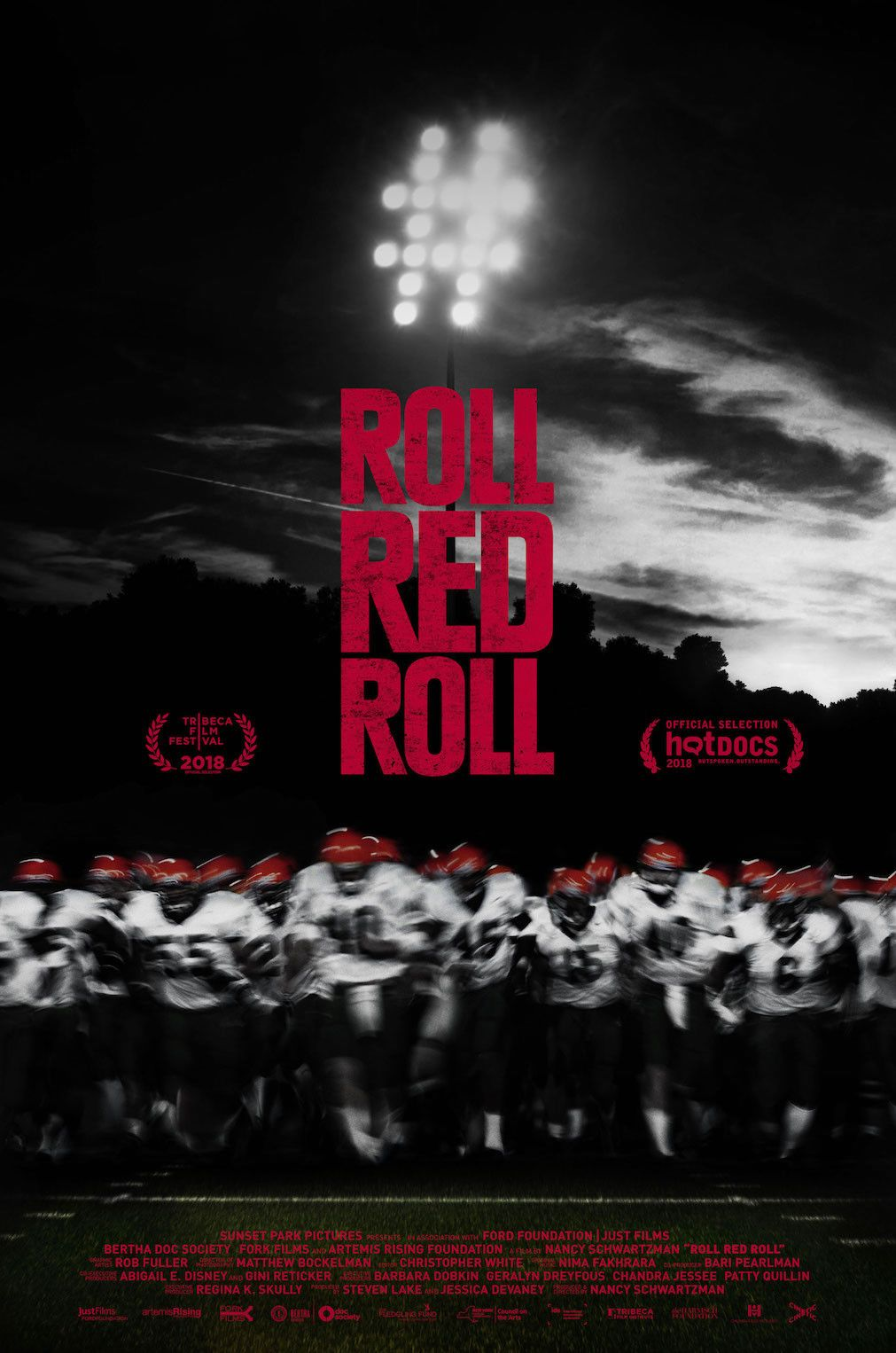 Roll Red Roll (2018) in 2020 Social media bullying, Park