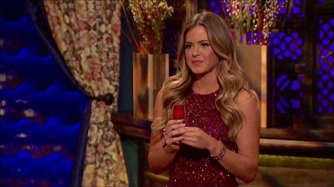 A gif reaction recap of The Bachelorette.