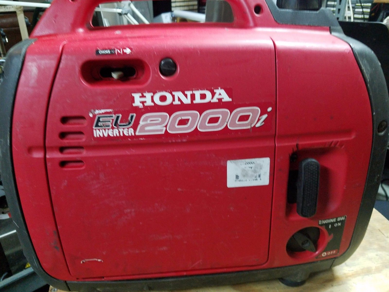 Honda 2000 Watt HP Portable Generator W/ Inverter