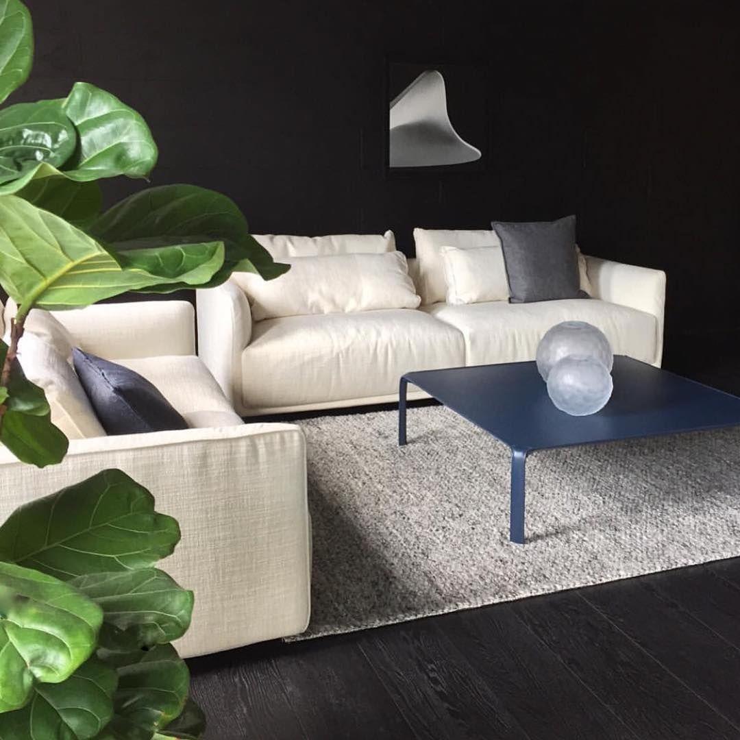 Natuzzi Italia Long Beach Sofa- Natuzzi Italia