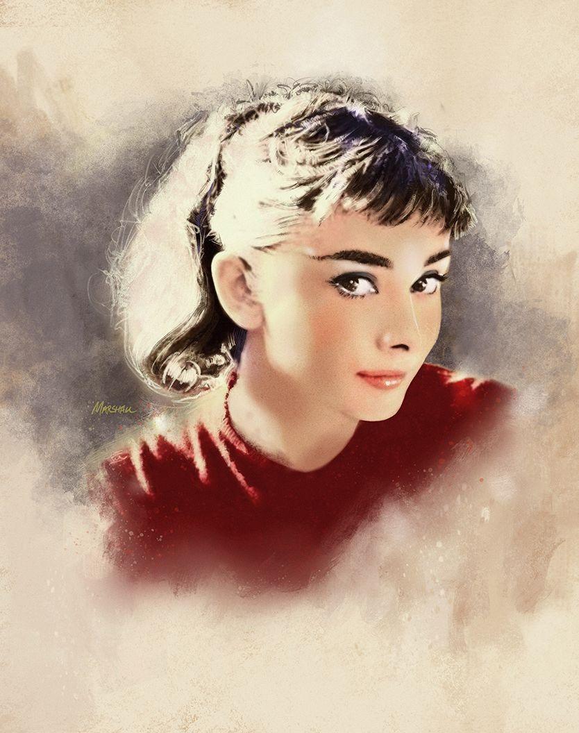 Audrey Hepburn. May 4, 1929 – January 20, 1993.