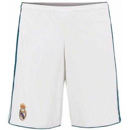 61c3c7de40f Short Real Madrid 2017 2018 Domicile Officiel. Flocages Personnalisés  Disponibles.
