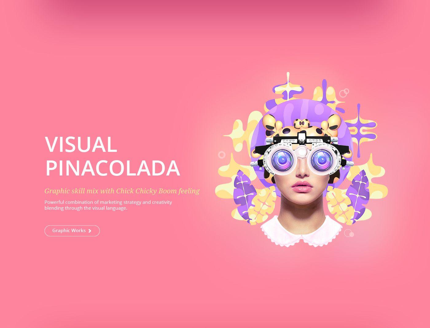 Personal interactive Resume website