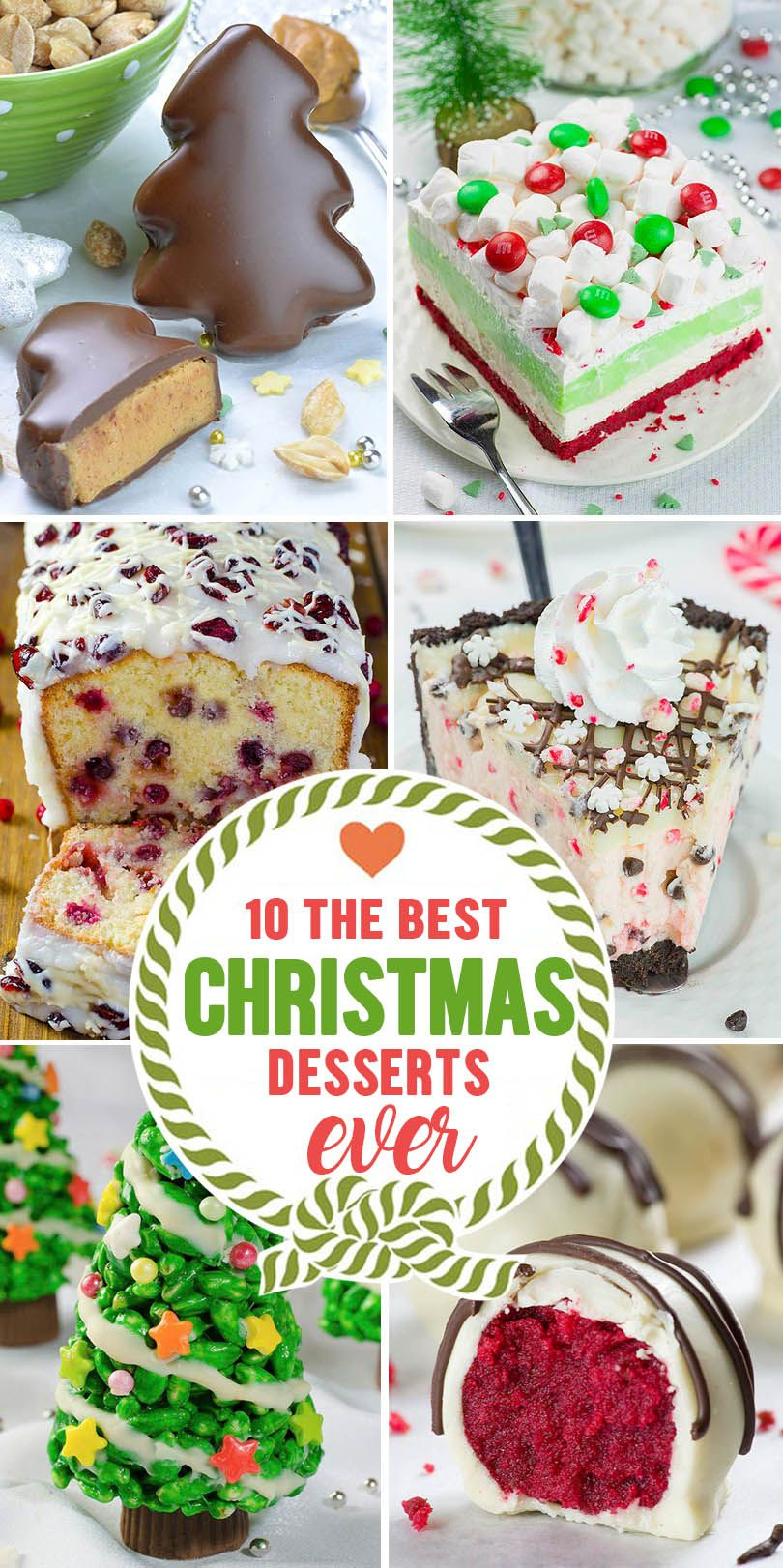 My Best Christmas Desserts Ever