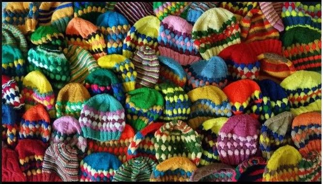 How To Knit A Gorgeous Hat For Charity For Free Knit Patterns