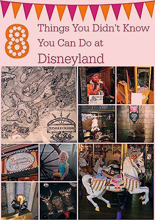 8 Things You Didn't Know You Can Do at Disneyland