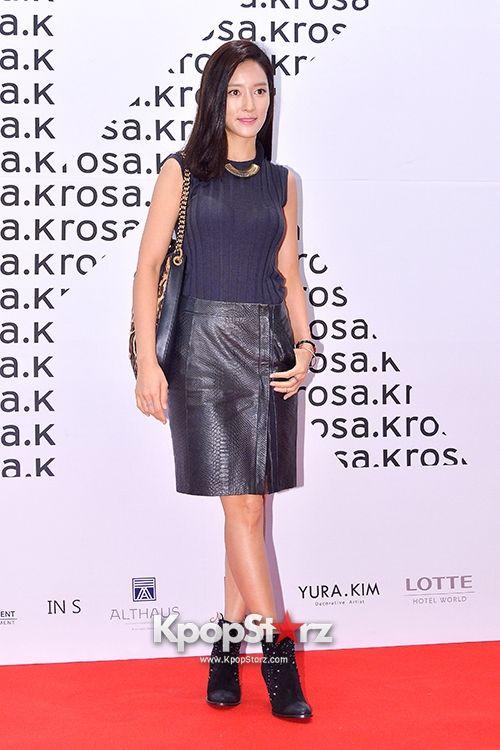Shin So Yool, Wang Bit Na, Wang Ji Hye and Ha Yeon Joo Attend ROSA.K Collaboration - Aug 26, 2014 [PHOTOS] : Photos : KpopStarz