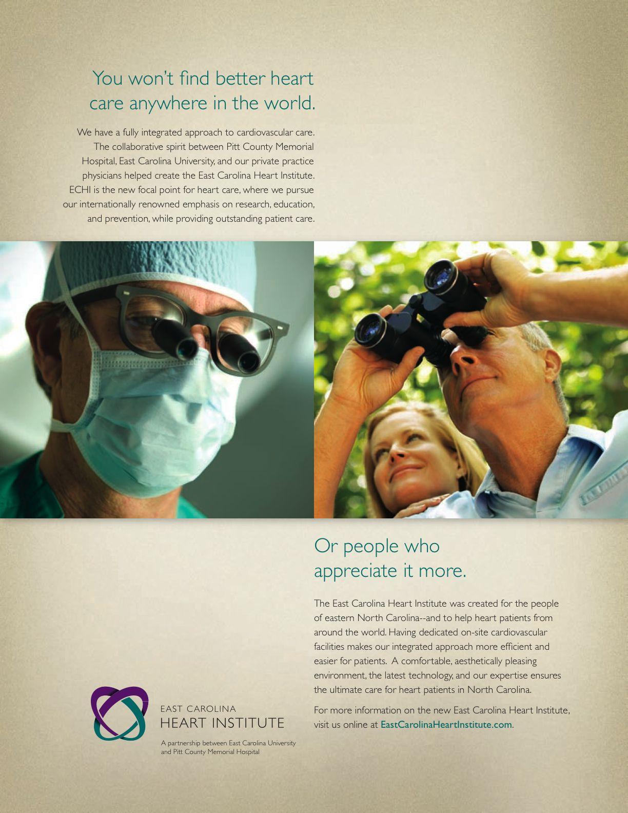 Mirror image ad campaign launches heart institute health