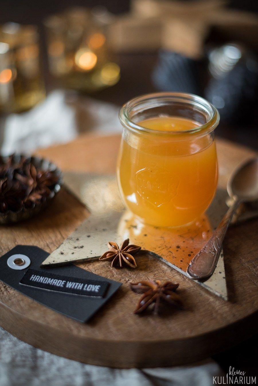 Punschgelee Geschenk Aus Der Kuche Kleines Kulinarium Rezept Geschenke Aus Der Kuche Gelee Weihnachtsgeschenke Aus Der Kuche
