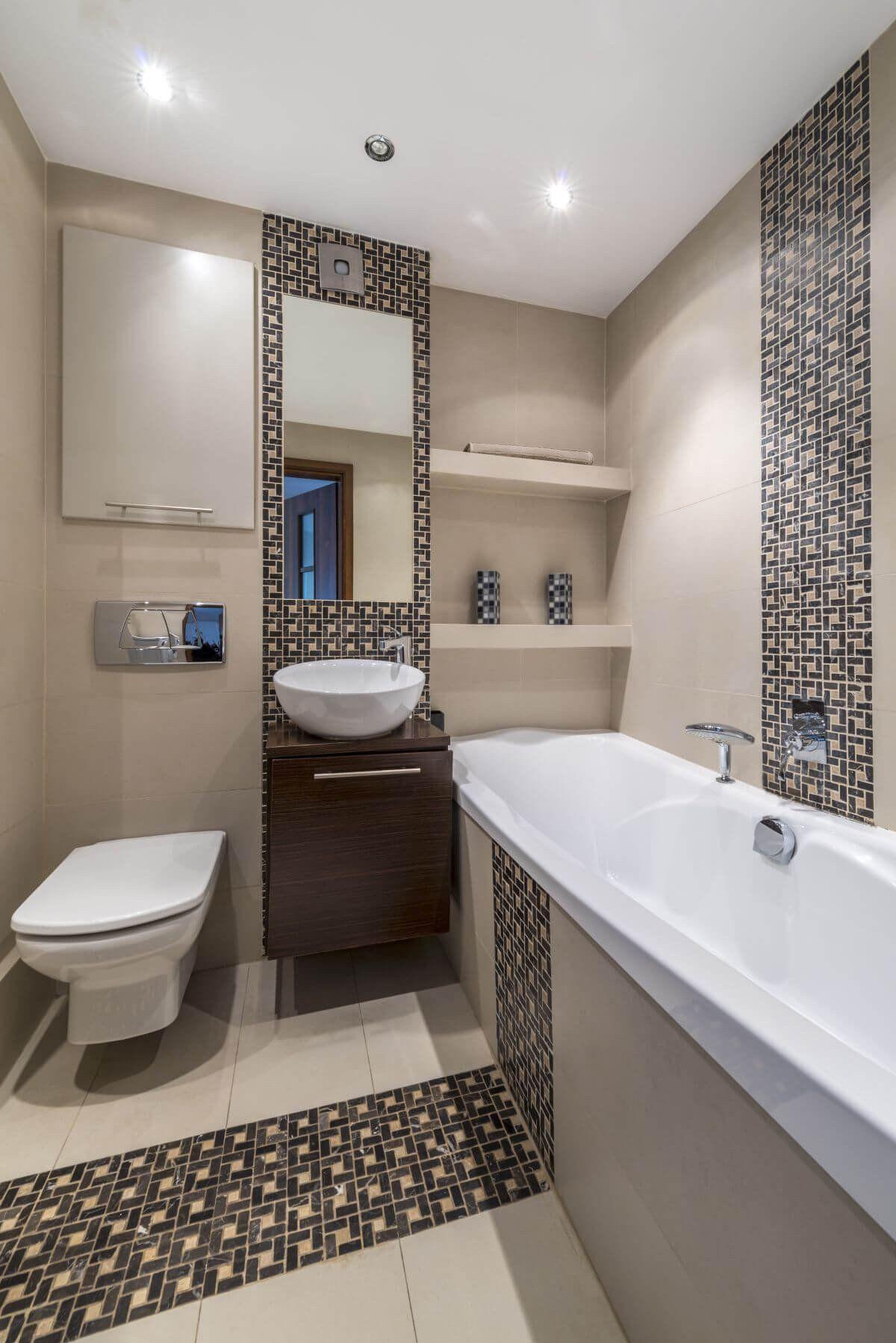 24 Elegant Small Bathroom Decor Ideas Pictures in 2020 ...