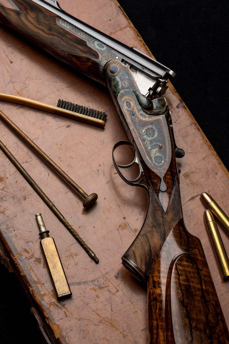Pin on English Double Rifles
