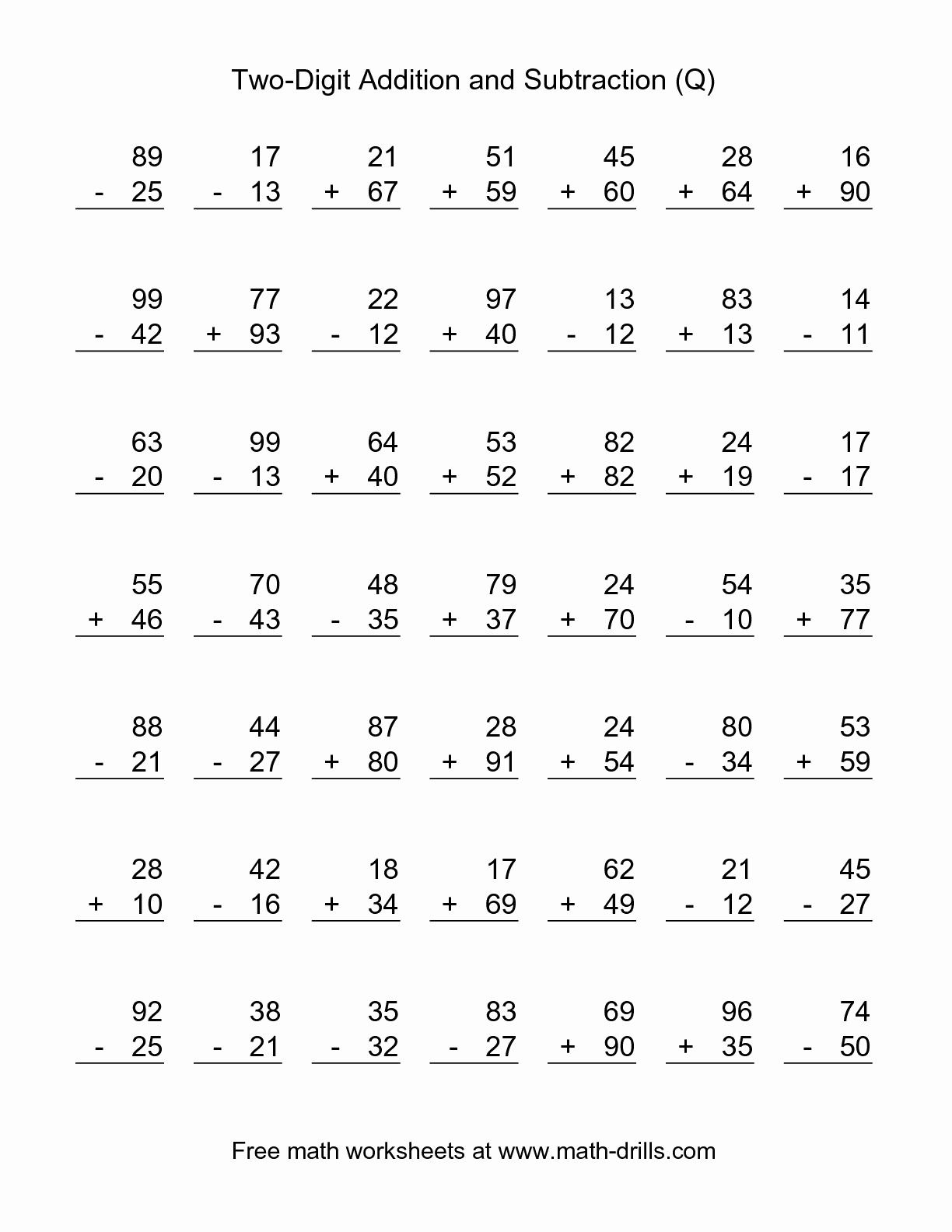2nd Grade Math Worksheets Printable Second Grade Math Worksheets To Free  Down…   2nd grade math worksheets [ 1584 x 1224 Pixel ]