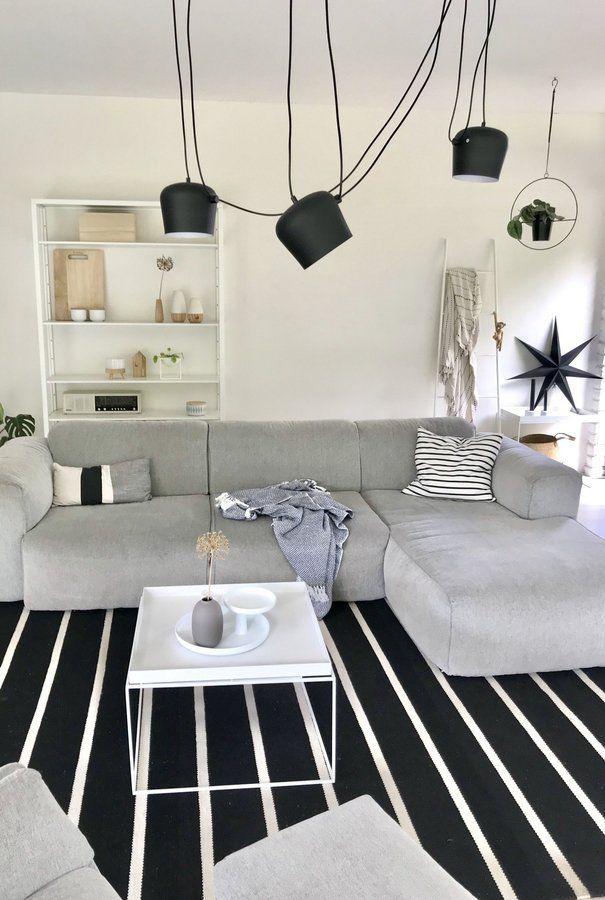 2. Ansicht | #Wohnzimmer | Pinterest | Wandgestaltung farbe, Moderne ...