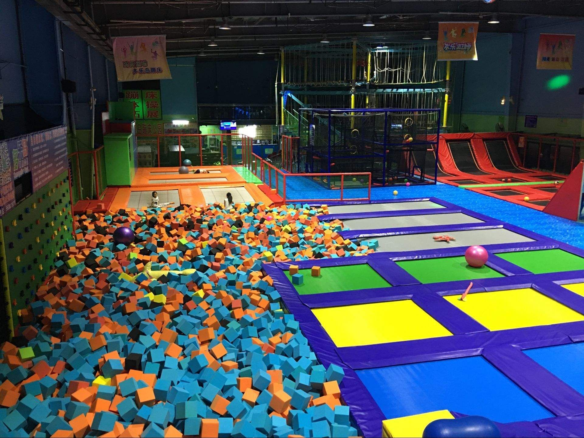 Pin By Bungee Trampoline On Trampoline Park Park