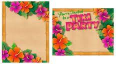 Imagen Para Sandalias Invitaciones De Fiesta Hawaiana Resultado QxshCodrBt