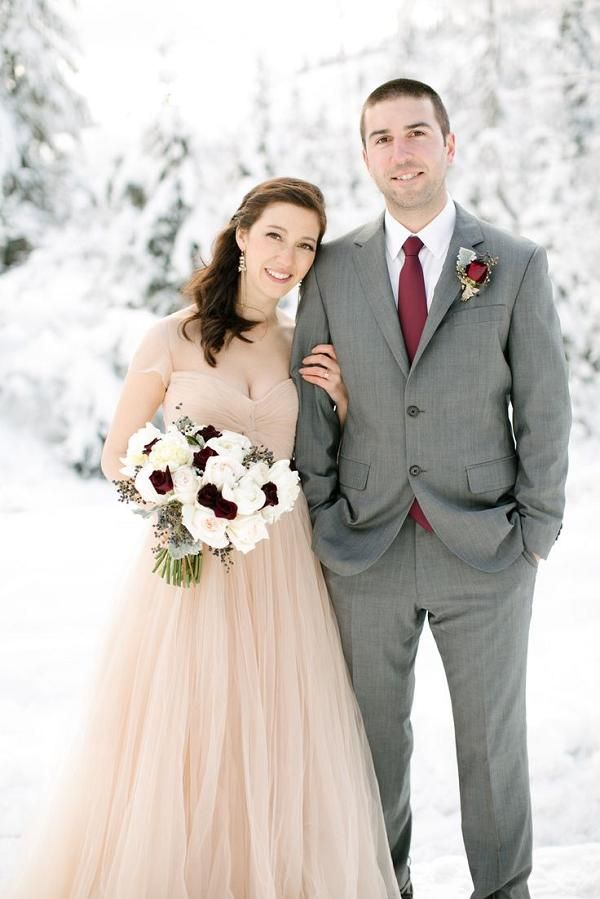 26 Winter Wedding Grooms Attire Ideas