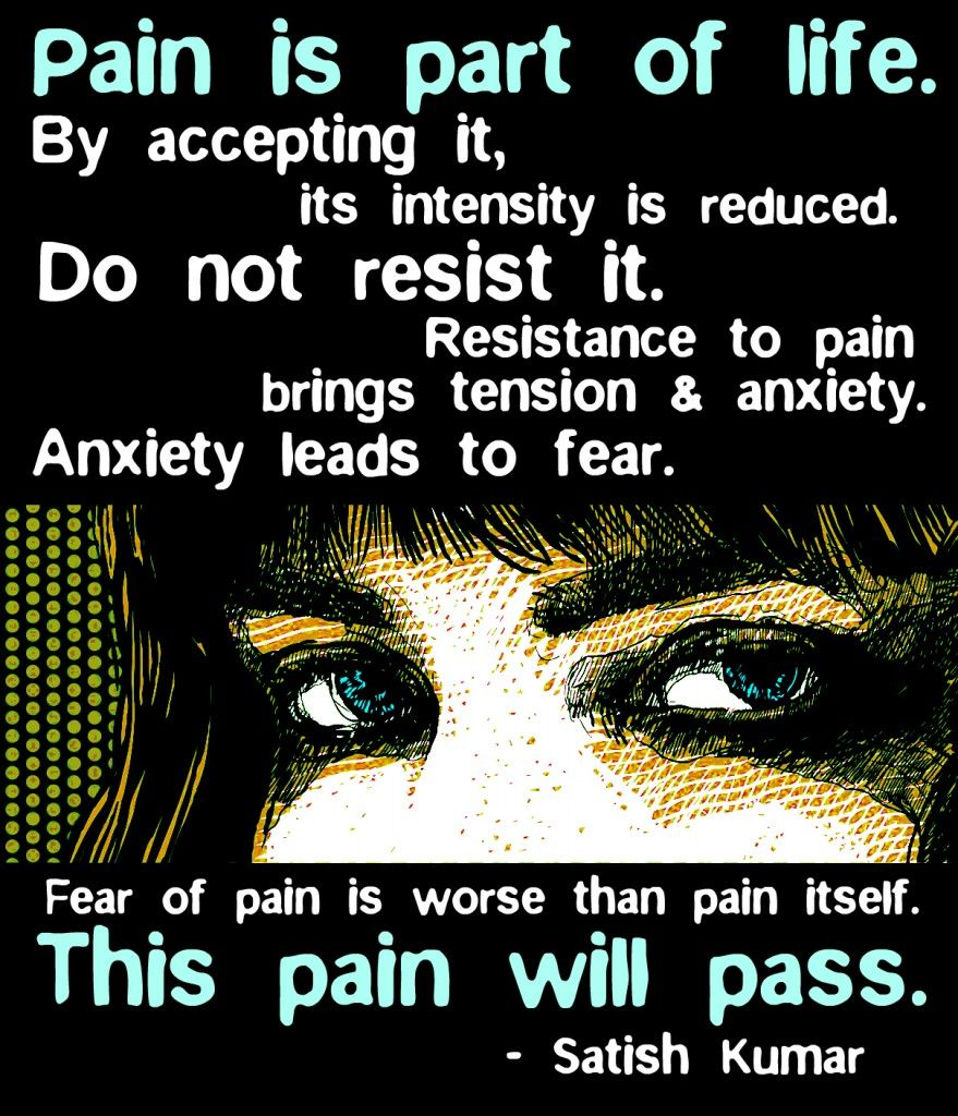 Pain And Life Quotes: Best 25+ Radical Acceptance Ideas On Pinterest