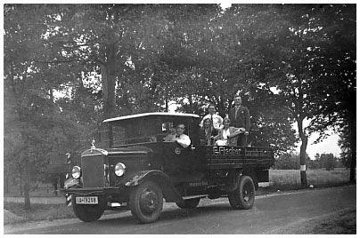 Mercedes-Benz - Oldtimer - LKW