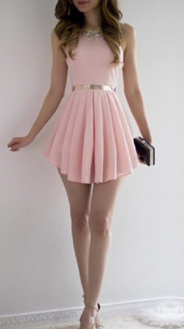 Sexy Cotton Candy Dresses