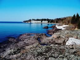 3 more days till we get there....bluefin bay