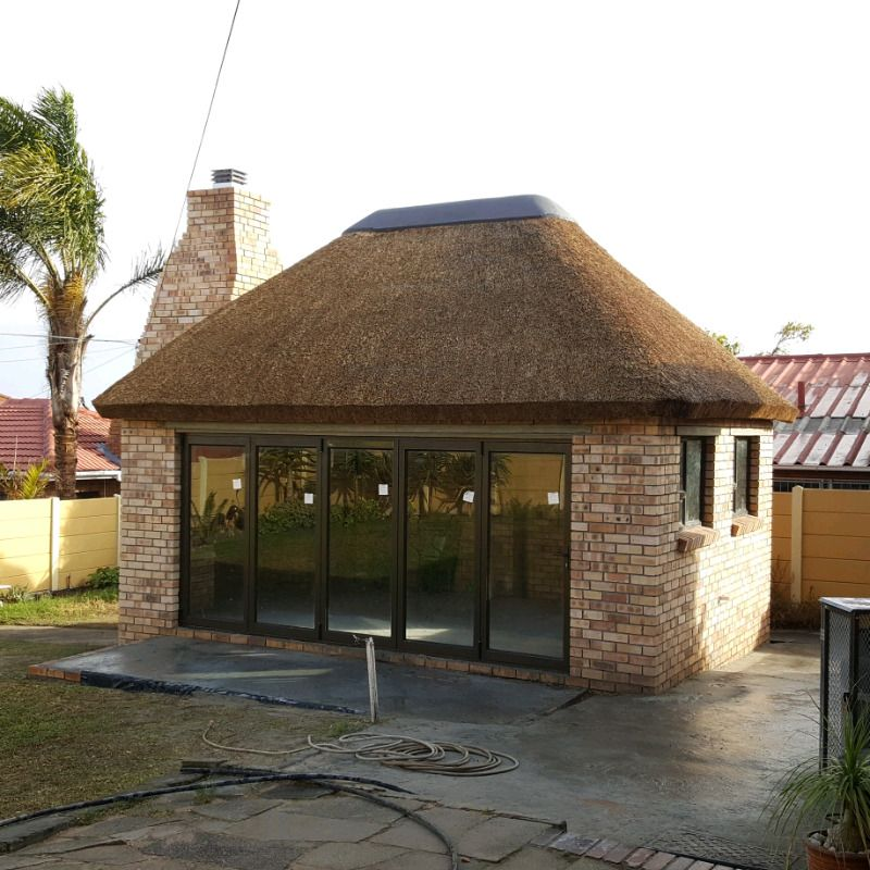 Welcome We Specialize In A Variety Of Services Including Building And Construction Of Braai Rooms E House Outside Design African House Built In Braai