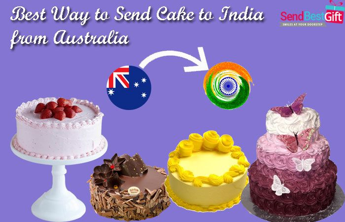 Best Way to Send Cake to India from Australia | Birthday cake delivery. Send birthday cake. Cake delivery