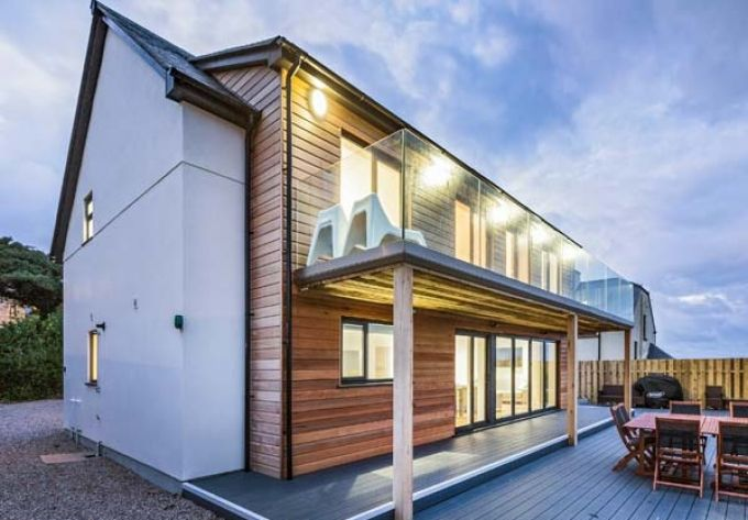 Holiday let in St Ives, Cornwall