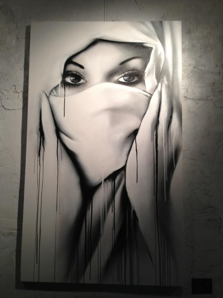Spray Paint Art Artistic Lush Pinterest