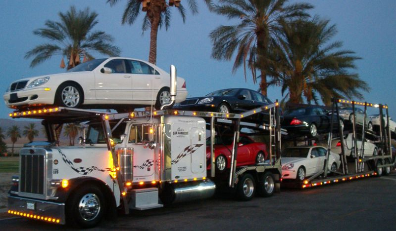 Truck Types For Auto Transport Trailer Truck Types For Auto